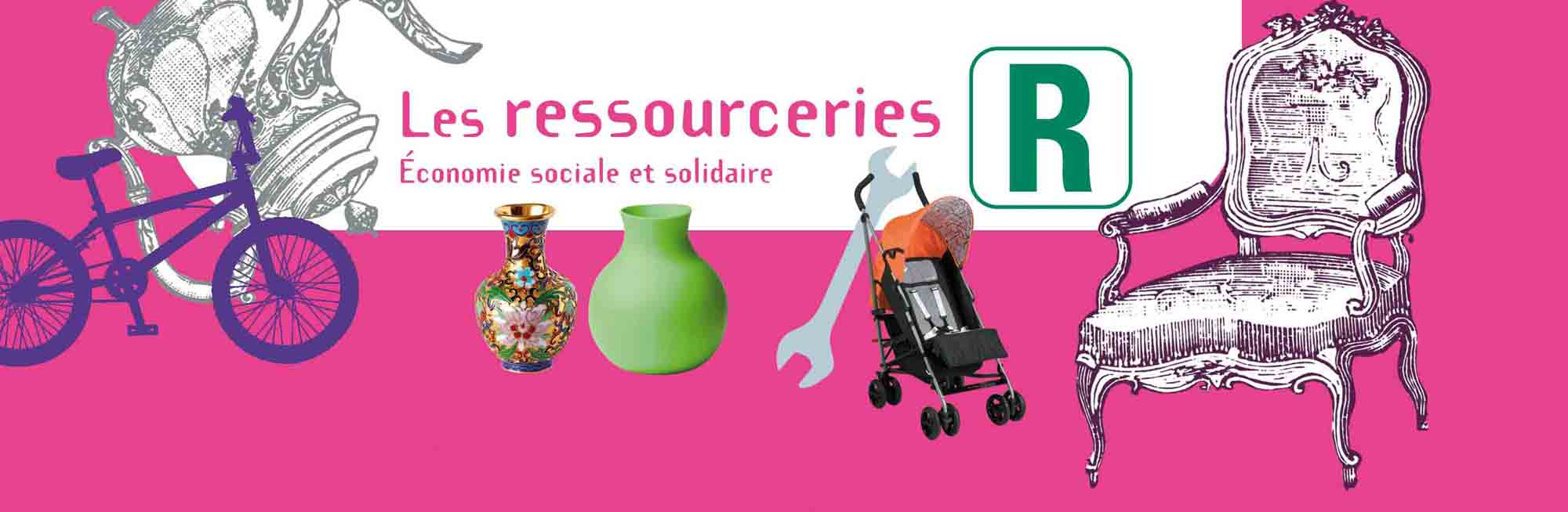 Bandeau Ressourceries